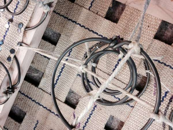 Beginners' Upholstery Courses at the Pretty Sitting Workshop