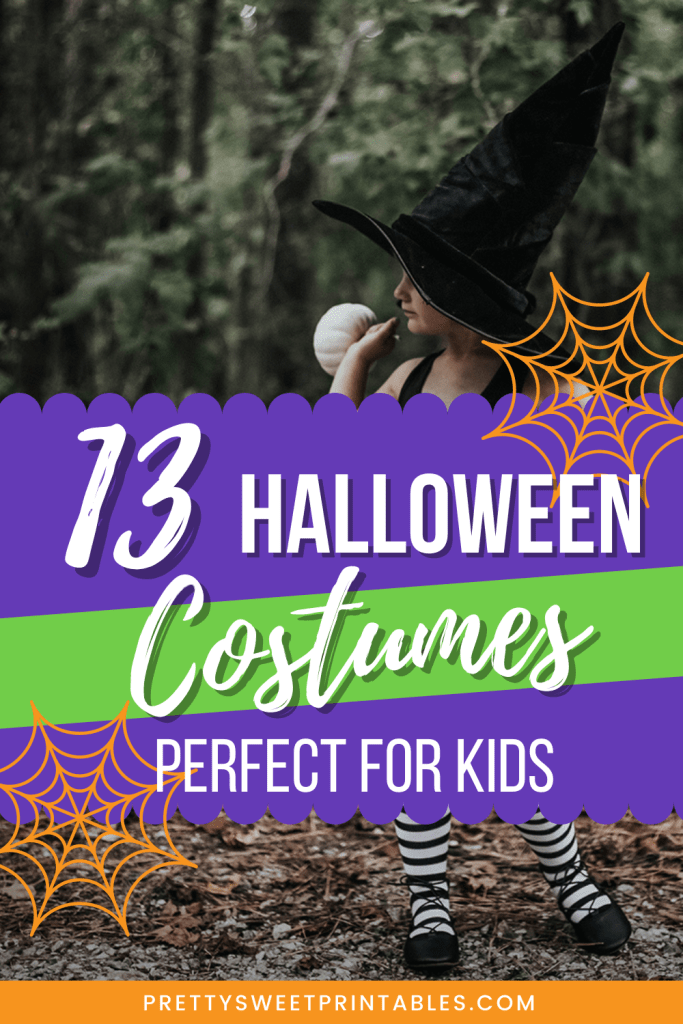Halloween Costumes Perfect for Kids