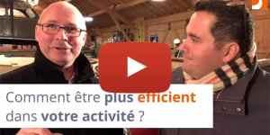 Comment être plus efficient dans votre activité ?