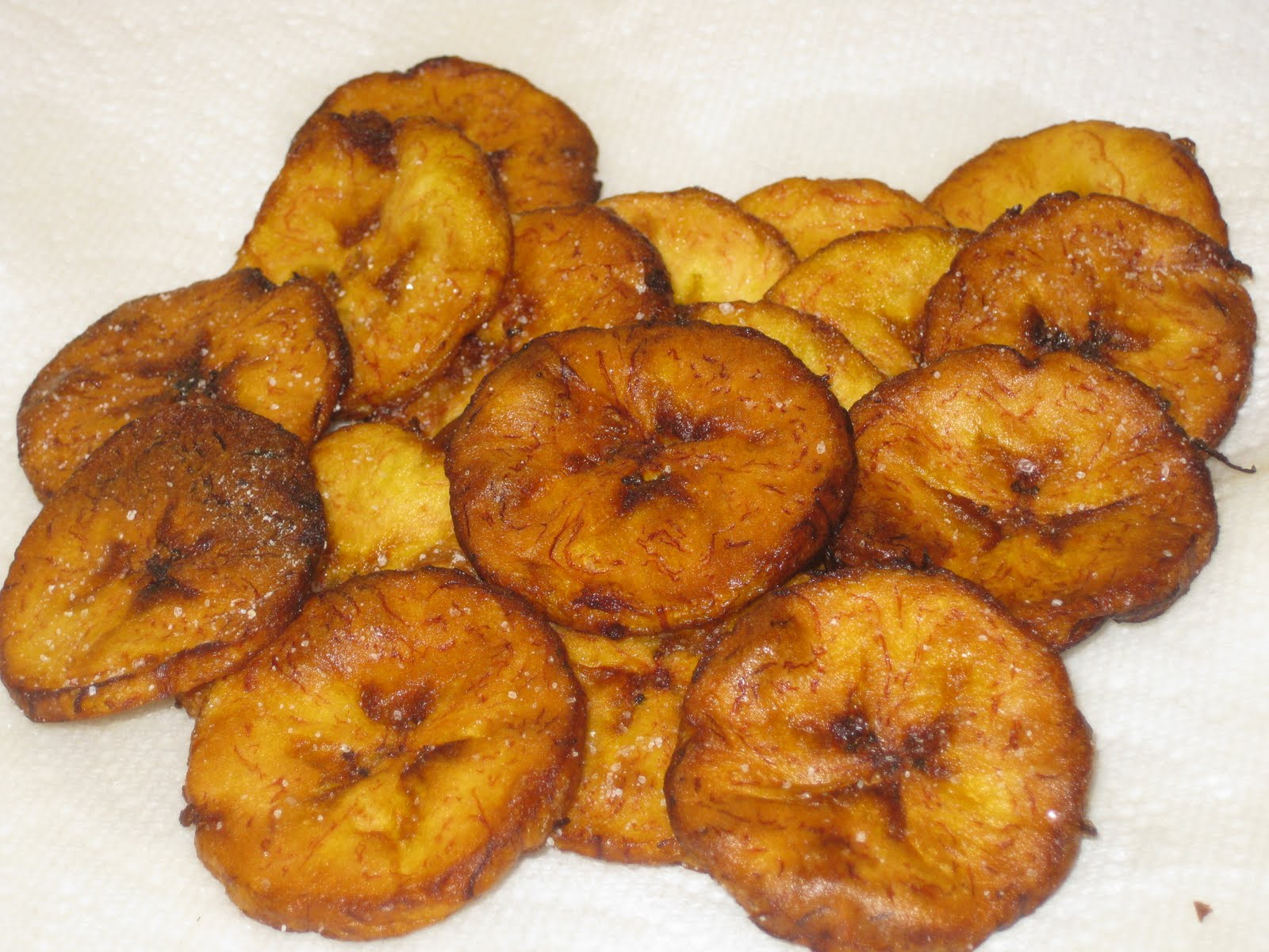 Plantains Trees And Pancakes