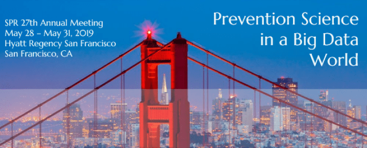 Society for Prevention Research » 2019 ANNUAL MEETING