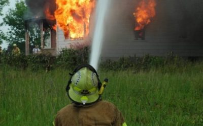 Proteger tu casa contra un incendio