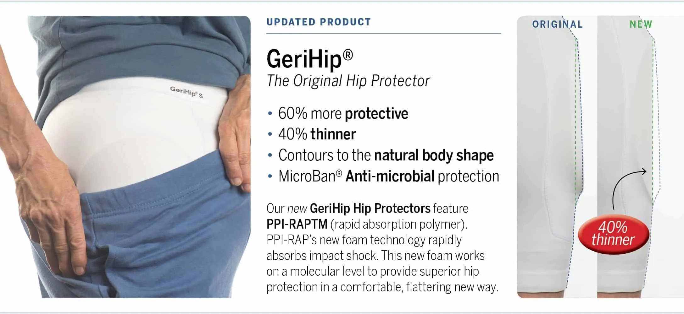 Geri Hip Product Updates