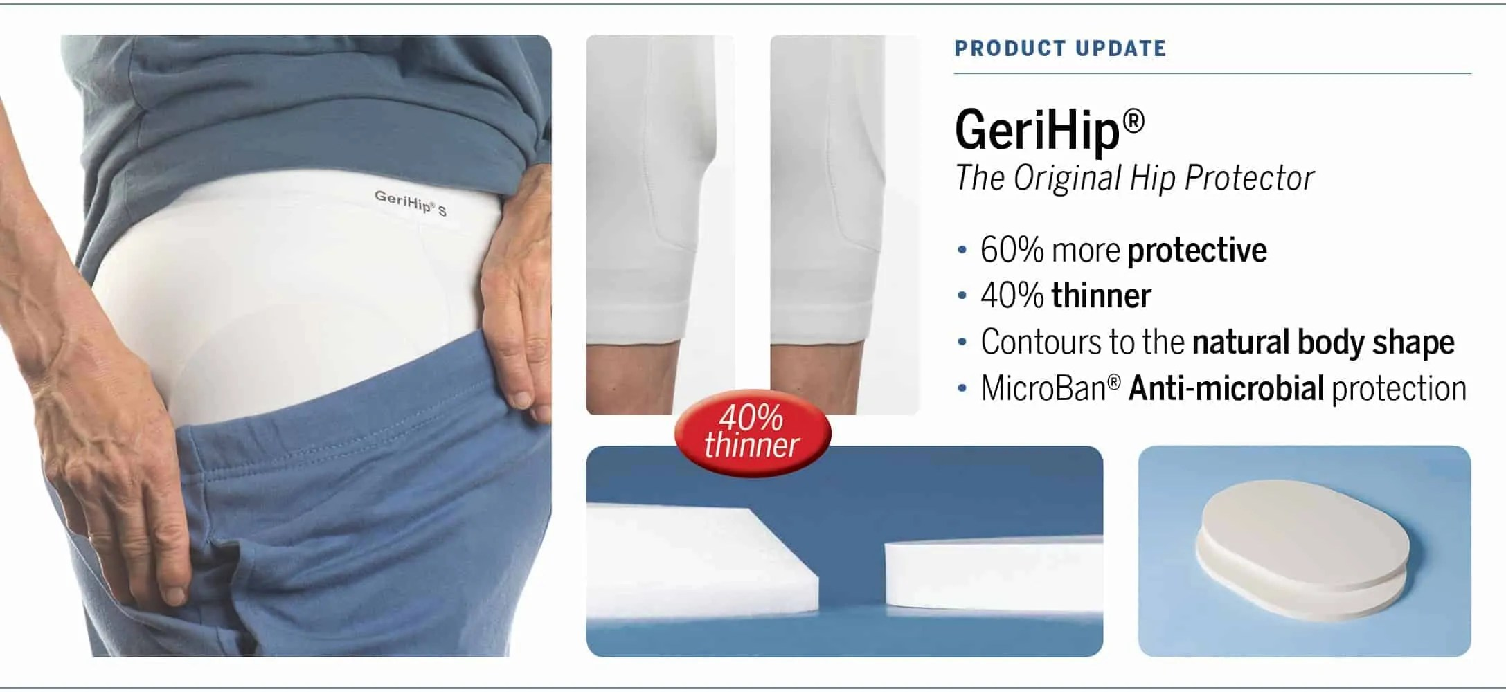Geri Hip Product Pads