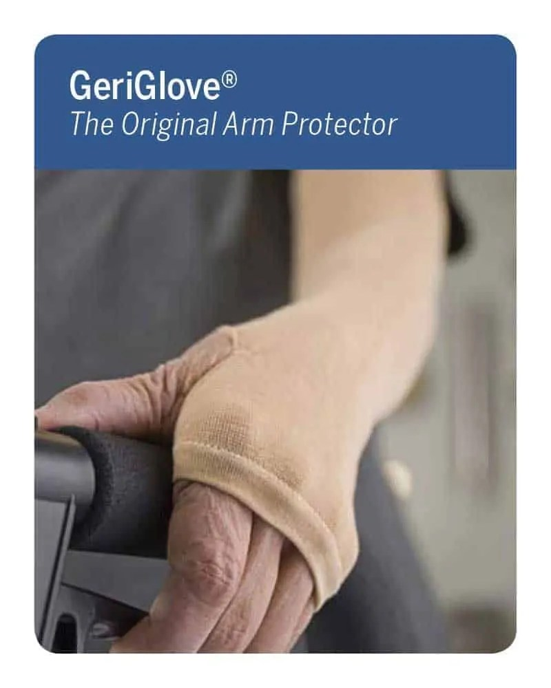 Geri Glove Arm Protection