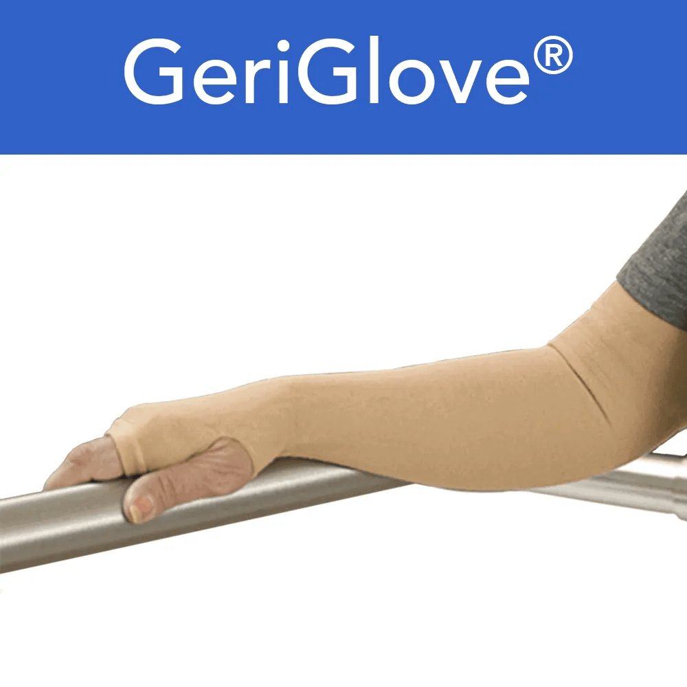 Gerisleeve Arm Protectors For Elderly Thin Skin
