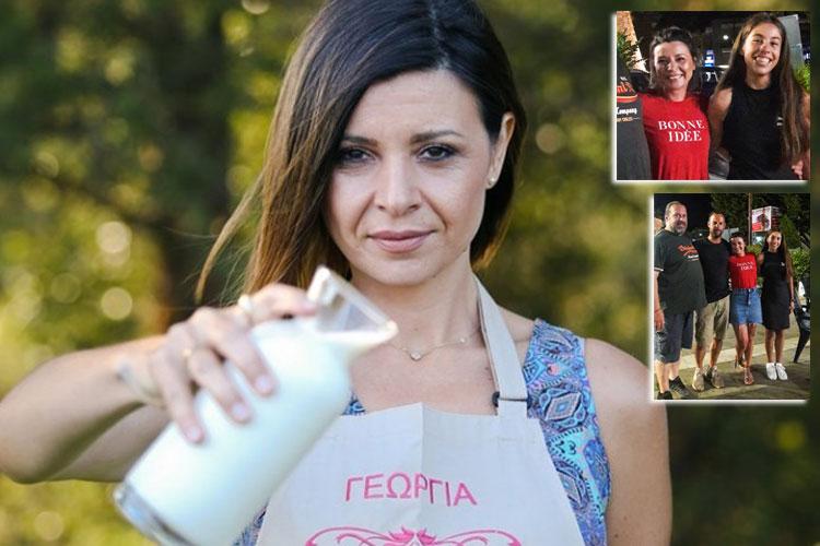 Γεωργία Μιμηγιάννη: Γοητευμένη από την Πρέβεζα και την Ήπειρο η pastry chef που κέρδισε τις καρδιές του τηλεοπτικού κοινού_5e04fb08023f7.jpeg