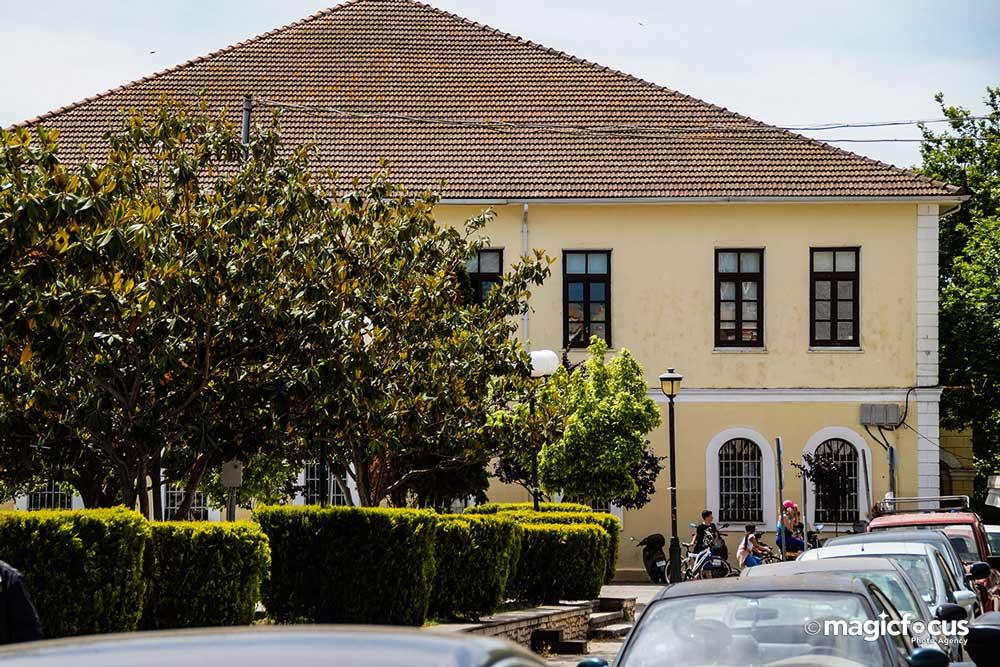 Πρέβεζα: Ανακαινίζεται ο εσωτερικός χώρος του Δικαστικού Μεγάρου στην Πρέβεζα