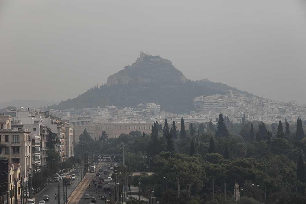 ΑΤΤΙΚΗ-ΑΤΜΟΣΦΑΙΡΑ-ΚΑΠΝΟΣ
