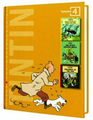 TINTIN – ADVENTURES OF TINTIN HC VOL 4