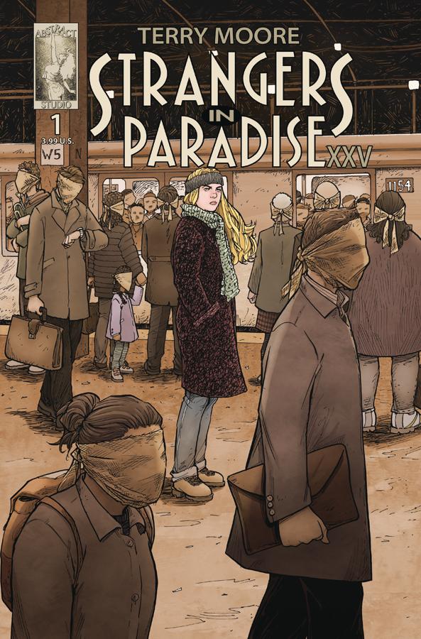NOV171097 STRANGERS IN PARADISE XXV 1 Previews World