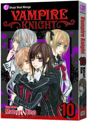 VAMPIRE KNIGHT TP VOL 10