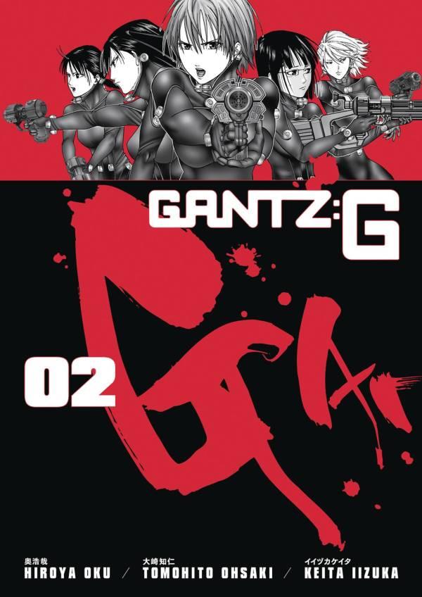 GANTZ G TP VOL 02 (MR)