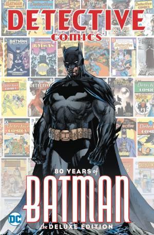 DETECTIVE COMICS 80 YEARS OF BATMAN DLX ED HC