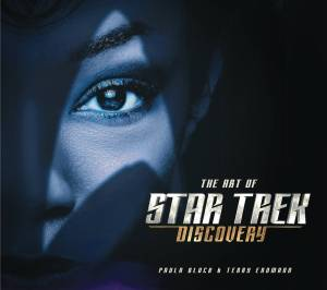 ART OF STAR TREK DISCOVERY HC
