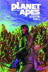 Planet of the Apes Cataclysm #4