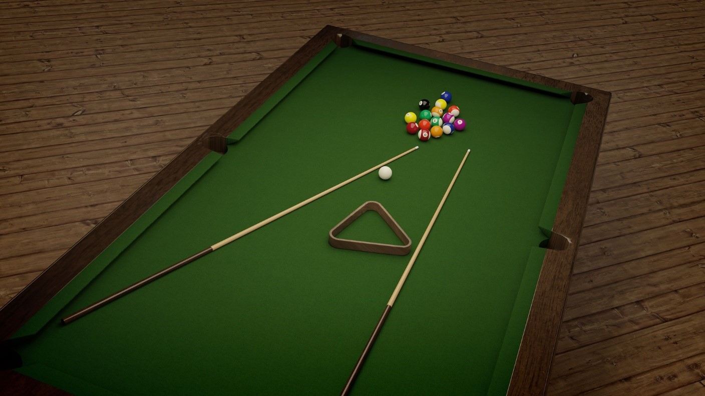 The Proper Way To Clean Your Pool Table And Its