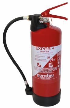Promo Extincteur 6 litres eau + additif pression permanente +signalétique  54€HT . Par 5 : 48,25€HT Par 10 : 45.56€HT par 25 : 42.90€HT par 50 : 40€Ht *hors livraison et pose