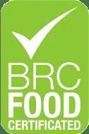 Prewetts BRC Food Certified