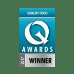 Prewetts Q Good Choice Awards Christmas Winner 2017