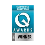 Prewetts Q Good Choice Awards Winner 2017