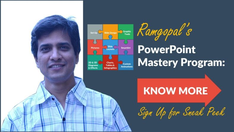 Ramgopals PowerPoint Mastery Program