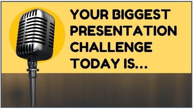 Business Presentation Challenge