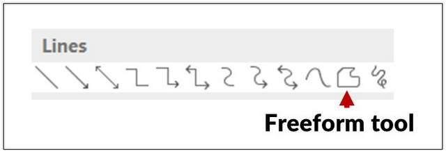 Freeform Tool Trick