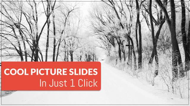 PowerPoint Picture Slides Trick