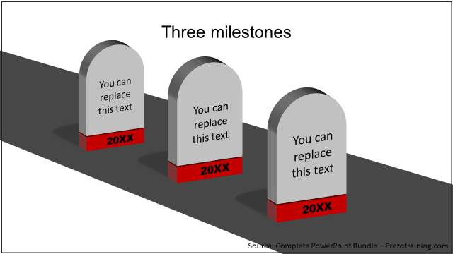 creative-metaphor-in-powerpoint-milestone-template