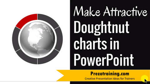 Make Attractive Doughnut Charts in PowerPoint