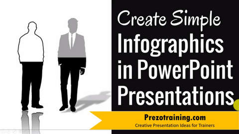 Simple Infographics in PowerPoint Presentations