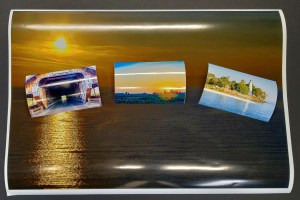 Photo prints in various sizes