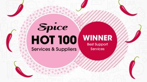 Priava wins Spice Hot100 Best Support Services Award