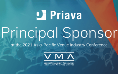 Proud to be the Principal Sponsor of the 2021 Asia-Pacific Venue Industry Congress.