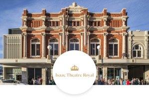 Isaac Theatre Royal Priava Testimonial