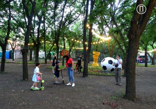 park_savickogo
