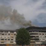 Šumski požari u Priboju, Prijepolju i Novoj Varoši