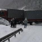 Lančani sudar kod Nove Varoši, nema povređenih