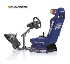 Playseat Evolution Red Bull GRC Racing Simulator - 京士影音數碼