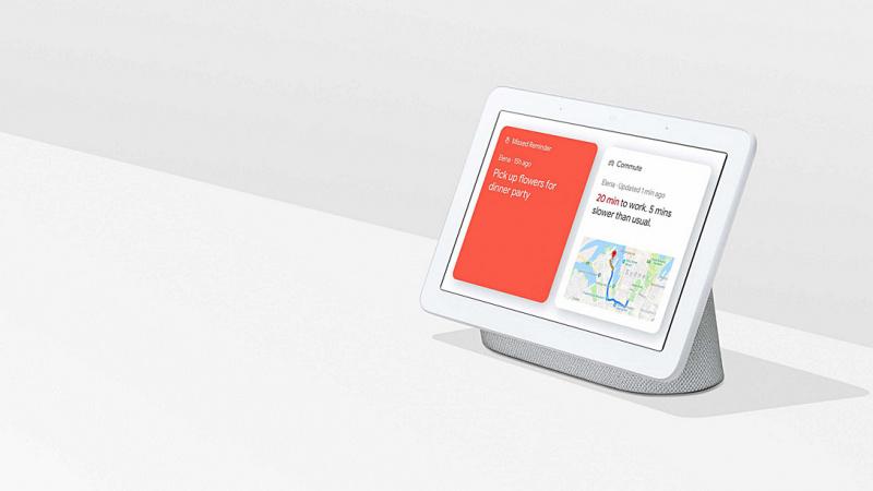 Google Home Hub / Nest Hub 智能家居助理(7吋) - anlander store