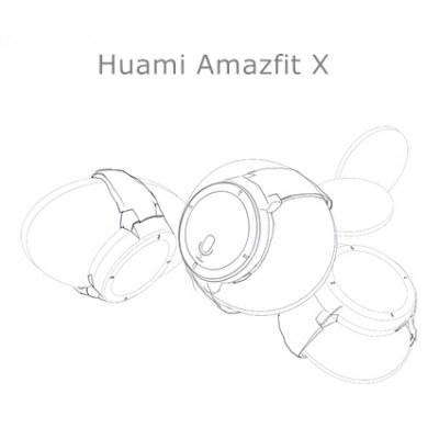 Xiaomi Huami Amazfit X