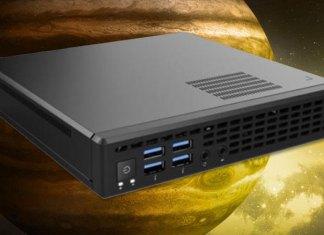 ASRock Jupiter mini PC based on the processor Intel Coffee Lake