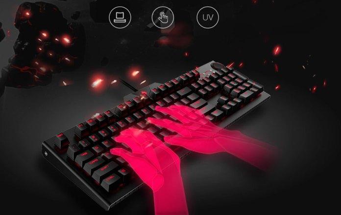 Xiaomi Blasoul Y720 Gaming Keyboard: Anti-ghosh