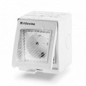 Alfawise WIFI Waterproof Wall Socket