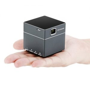 Alfawise X1 Mini Stereo DLP Projector
