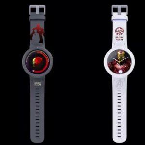 Amazfit Marvel custom watch