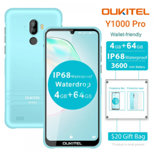 OUKITEL Y1000 Pro