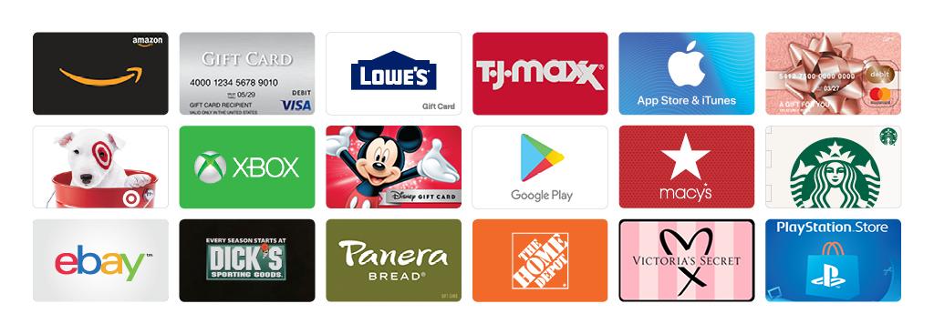 National Retailer Gift Cards Price Chopper Market 32