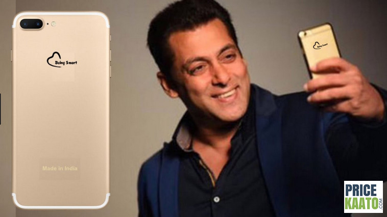 Salman Khan To Launch Being Smart Mobile Phones In Indian Market